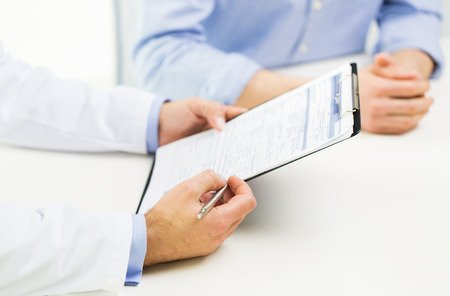 Prostate cancer screening risks